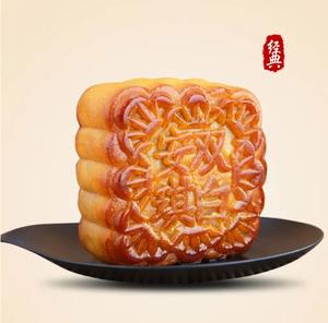 安琪双白莲蓉月饼(加工定做)