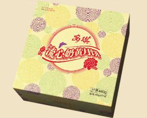 安琪(流心奶黄)月饼