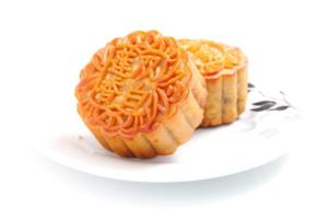 加工定制(蛋黄莲蓉月饼)